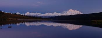 McKinley wonder lake